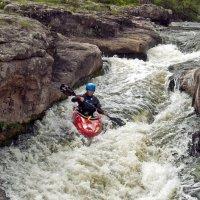 Throught Waterfall :: Roman Ilnytskyi