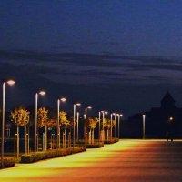 Ночное авеню, Кафедральный Собор :: maRIAam ahaRONYyan