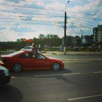 Автопробег. Тверь. :: Юлия Дмитриева