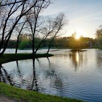 Вечер в парке :: Валентина Папилова