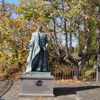Памятник Карлу Первому в Феншале :: Natalia Harries