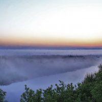 утренний туман :: Вадим Виловатый