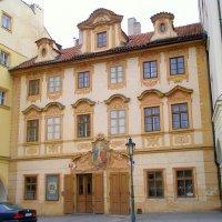 В Праге. :: Елена