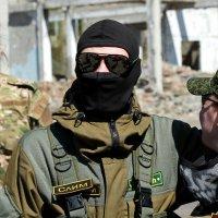 Братья по оружию :: Дмитрий Арсеньев
