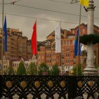 Мост через Терек :: Edward Kod