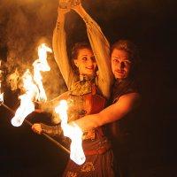 пламя :: Марго Василенко