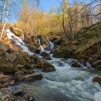 Водопад Кук - Караук :: Любовь Потеряхина