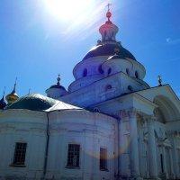 церковь Димитрия Ростовского :: Mavr -