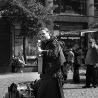 Музыканты на Вацлавской площади (1) :: Татьяна [Sumtime]