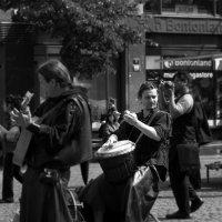 Музыканты на Вацлавской площади (2) :: Татьяна [Sumtime]