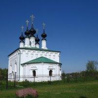 Суздаль,храм :: Сергей Цветков