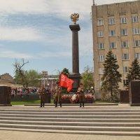 Таганрог - город воинской славы :: Андрей Lyz