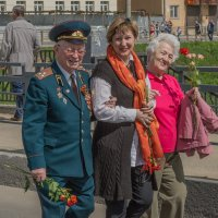 9 мая 2015, г.Тверь :: Сергей Клембо