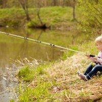 на рыбалке :: галина кинева