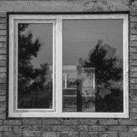 Сквозняк с отражением :: Сергей Шаврин