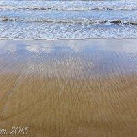 рисунок  океана :: Vita Farrar