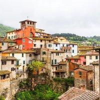 маленькие городки Тосканы :: Татьяна Бральнина