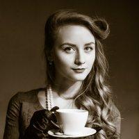 Кофе. :: Дмитрий Серяков