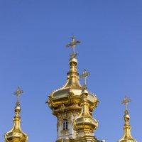 Золотые купола :: Сергей Швайбович