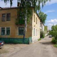 Моя улица :: Борис Назаров