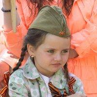 Правнучка Победы :: Елена Колыбина