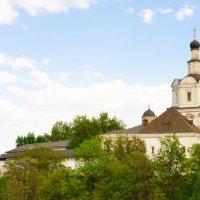 Андронников монастырь :: Владимир Болдырев