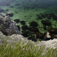 Водичка в море просто невероятная)) :: Юлия Андреева