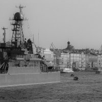Военно-морская гордость Санкт-Петербурга :: Максим Камышлов