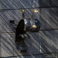 Памятный знак «Блокадной корюшке» :: Valeriy Piterskiy