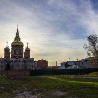 Знаменский монастырь (Барнаул) :: Алексей Илюхин