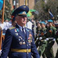 Парад кадетов. :: Алина Тазова