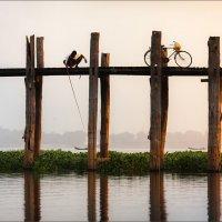 О рыбаке... :: Alexey Terentyev