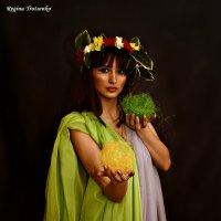 Весеннее настроение :: Регина Троценко