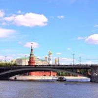 Москва-река :: Эльдар (Eldar) Байкиев (Baykiev)