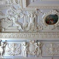 лепнина на потолке :: Наталья Маркелова