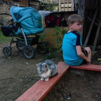 Детство. :: Валерий Молоток