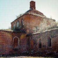 Старая церковь :: -somov -