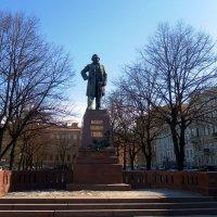 Памятник М.И. Глинки :: Агриппина