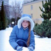 Зимняя :: Екатерина Филатова