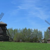 Суздаль,музей Деревянного зодчества :: Сергей Цветков