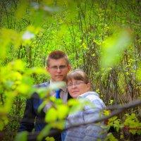 Мать и сын!!! :: Ксения Стадникова