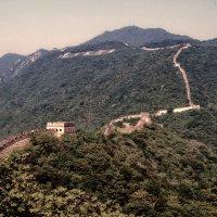 Китайская стена. Действительно, Великая! :: Виктор Никаноров