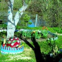 Садовый рай :: Лебедев Виктор