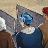 Старинная история о трио… :: Ирина Данилова