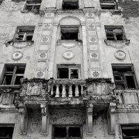 Уходящая архитектура... :: Витас Бенета