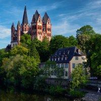 Кафедральный собор в Лимбурге на Лане. Германия. :: Фомин Виталий