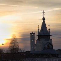 Церковь Николая Чудотворца :: Игорь Чубаров