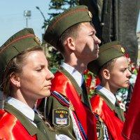 На посту. :: Сергей Черепанов