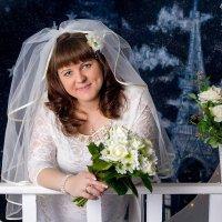 Свадебная в студии :: Светлана Иоганова
