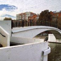 Москва мост через водоотводный канал :: Денис Масленников